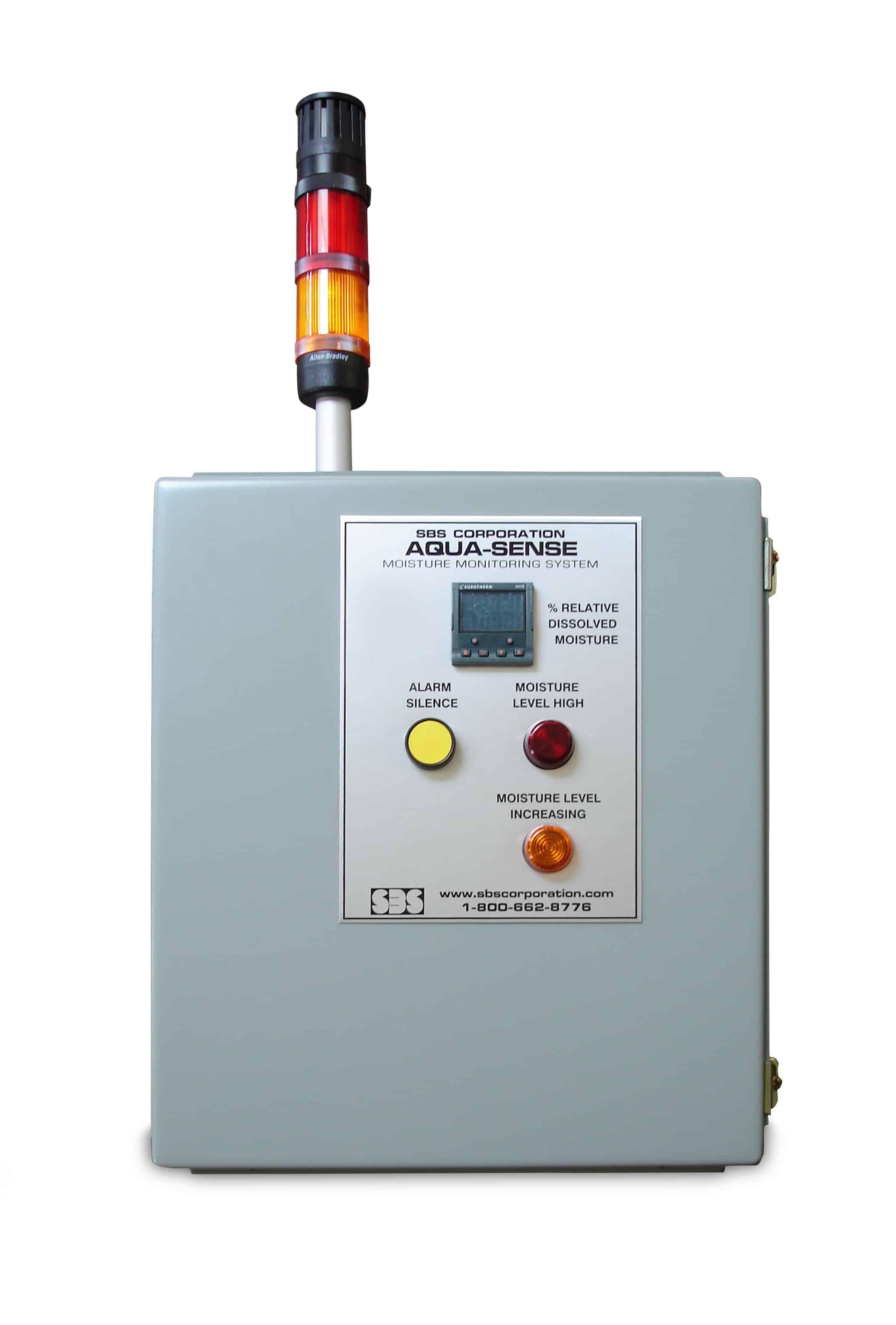 SBS aqua sense control panel