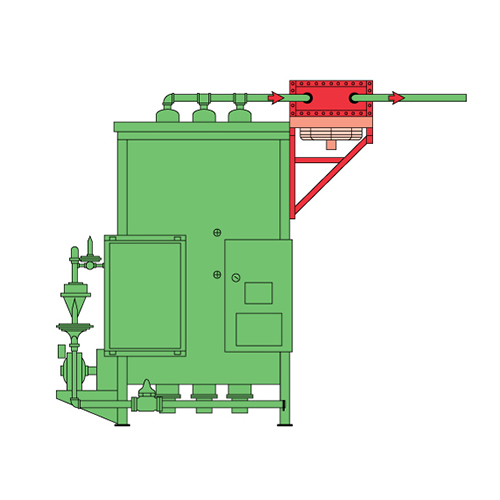 End-O-Therm Generator Piping