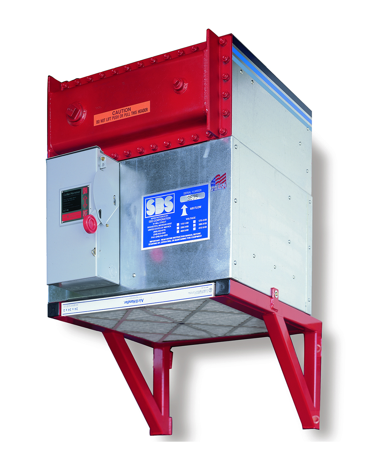 SBS End-O-Therm Generator Cooler