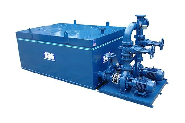 SBS Pump and Tank