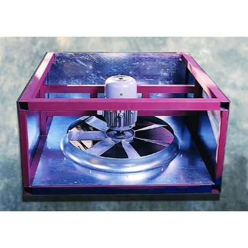 Quench Air Fan