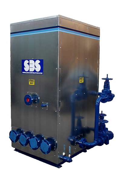 SBS Surface Tank and Pump